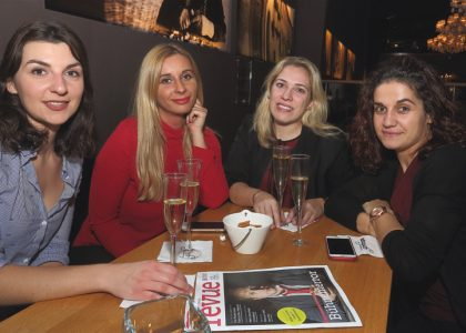 After Work Party – revue & partners