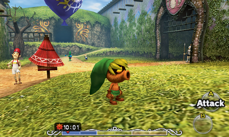 Retro: The Legend of Zelda – Majora's Mask