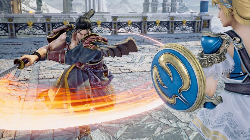Soul Calibur VI:  In Bestform