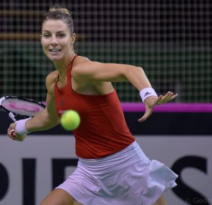 Tennis: Fed Cup in Esch
