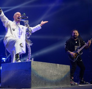 Five Finger Death Punch live in der Rockhal