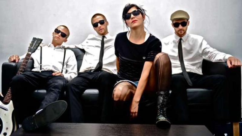 The Interrupters – Say it out loud